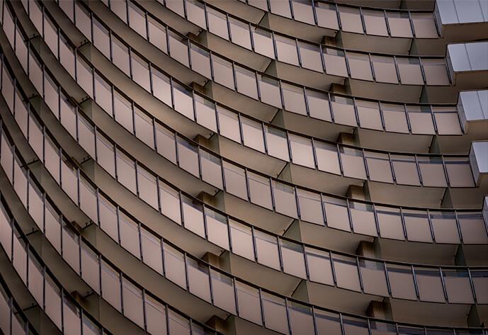 Architecture nos services sont là