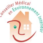 Logo de l'association des Conseillers en Médicaux en Environnement Intérieur ou CMEI