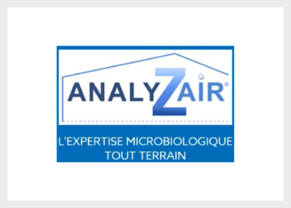 Logo du Laboratoire Analyzair