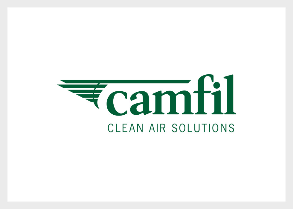 Logo top Camfil Clean Air Solutions